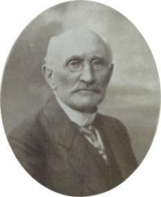 Ignacy Opieliński - pierwszy dyr. szpitala  w 1916r.