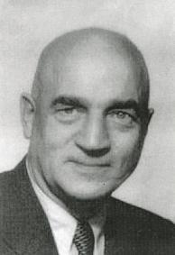 Prof.dr Alfred Meissner, major - dyrektor szpitala w 1918 - 1919r. kiedy szpital był włączony w skład szpitali wojskowych