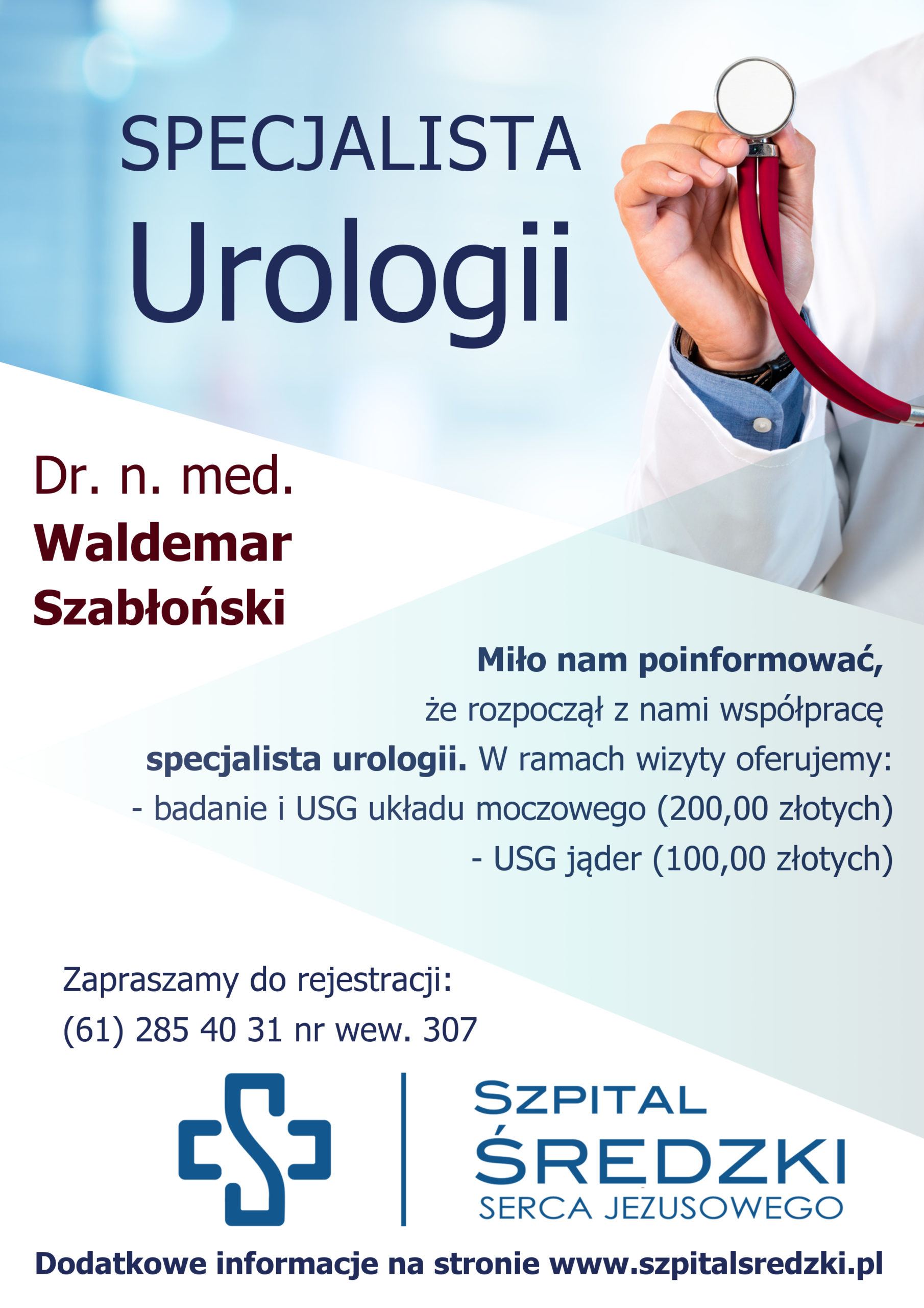 Specjalista urologii